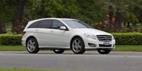 Mercedes C-Class, R-Class added to Takata recall - UPDATE