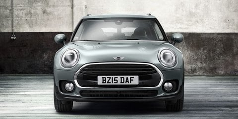 Mini rationalises its range to five core models