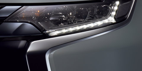 2016 Mitsubishi Outlander PHEV revealed - UPDATE