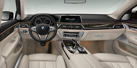 2016 BMW 7 Series unveiled - UPDATED