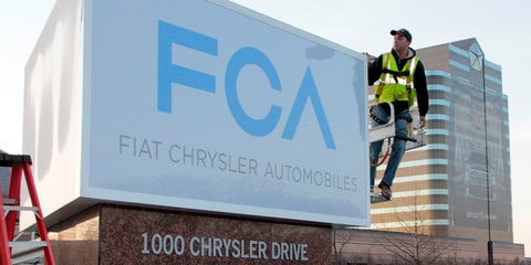 Fiat Chrysler boss mulling plan B after GM rejection, might court activist investors - report