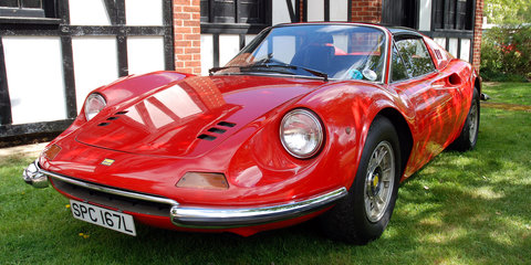 Ferrari Dino a matter of when not if, according to CEO - reports