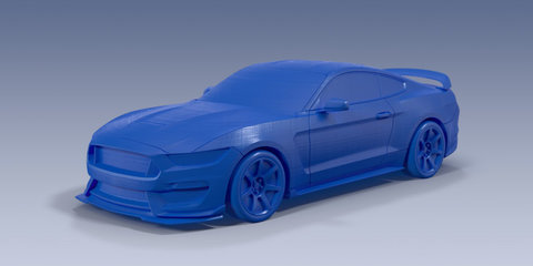 Ford begins online sales of 3D printable versions of its cars