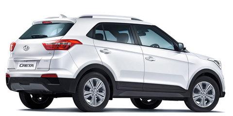 Hyundai Creta unveiled