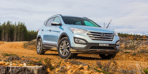 Hyundai Santa Fe, Sonata sales remain steady