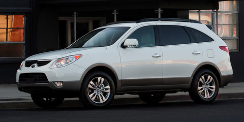 Hyundai considering Genesis-based SUV - report