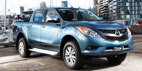 2015 Mazda BT-50 update leaks online