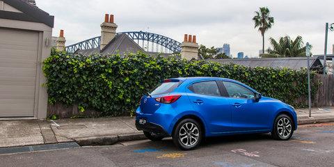 Mazda won't challenge Toyota for top spot on Australian sales charts