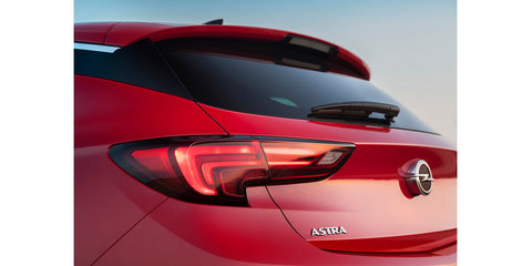 2016 Opel Astra unveiled ahead of Frankfurt debut