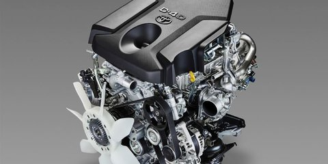 2016 Toyota Prado engine details revealed
