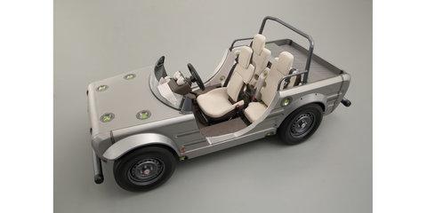Toyota Camatte Hajime concept
