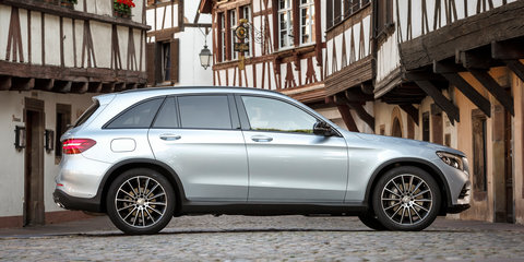 Mercedes-Benz GLC pricing and specifications
