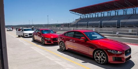 Jaguar XE S Review: Track test