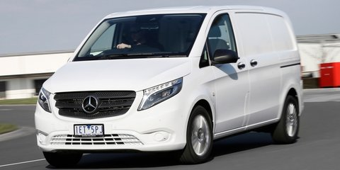 2015 Mercedes-Benz Vito pricing and specifications