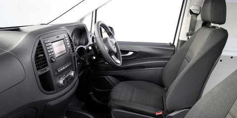 Mercedes-Benz Australia defends safety standards of new Vito