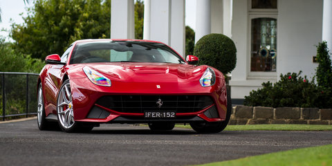 Ferrari set to smash Australian sales record