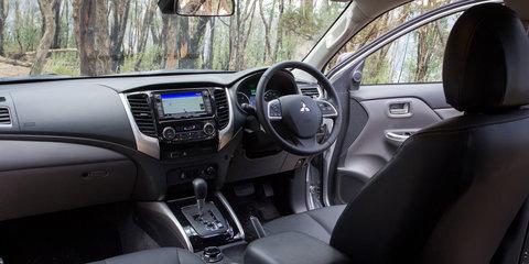 Mitsubishi Triton Exceed v Isuzu D-MAX LS-Terrain: Comparison Review