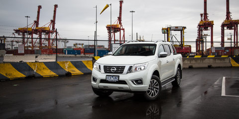 Nissan Navara NP300 five-star ANCAP rated