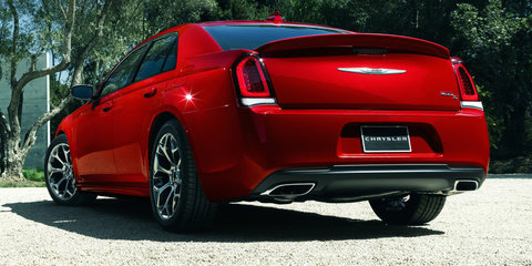 2016 Chrysler 300 SRT8 here soon: Power bump, new auto, price hike