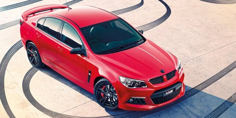 HSV ClubSport R8 gets 25th anniversary limited-edition special