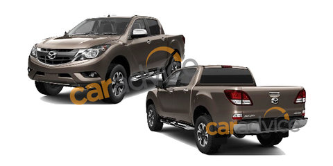 2016 Mazda BT-50 facelift revealed, Australian launch set for third quarter