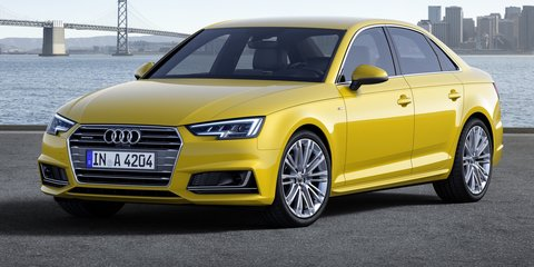 Audi RS4 sedan could return in 2016