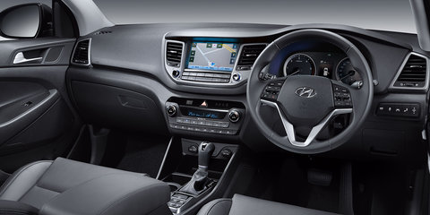 Hyundai Tucson name change to have minimal effect