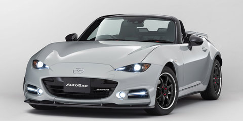 2016 Mazda MX-5 gets Autoexe styling and tuning package