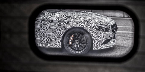 2016 Mercedes-AMG C63 Coupe teased ahead of Frankfurt debut