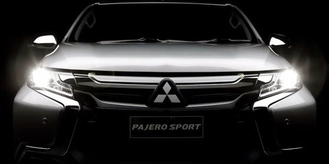 2016 Mitsubishi Challenger teased further in new promo video
