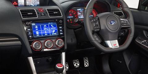 2016 Subaru WRX, WRX STI pricing and specifications