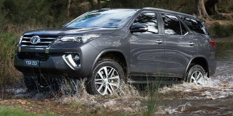 2016 Toyota Fortuner - who will buy it?