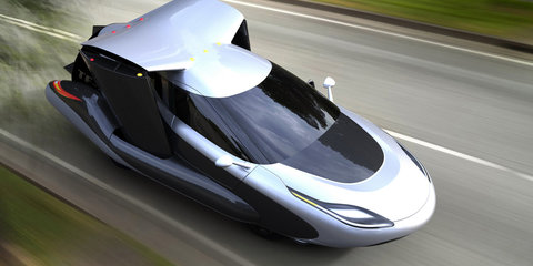 Terrafugia's flying car to launch in 2021