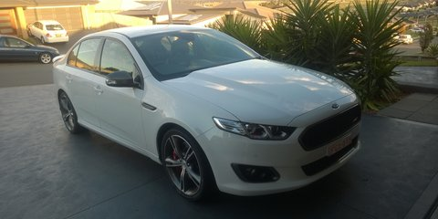 2015 Ford Falcon XR8 Review Review