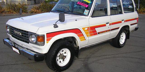 1986 Toyota Landcruiser (4x4) Review Review
