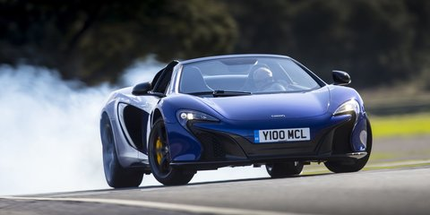 McLaren's Amanda McLaren talks with CarAdvice