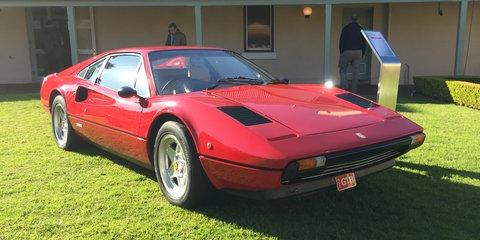 Ferrari 488 GTB debuts alongside 40 years of history - gallery