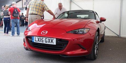 "Mazda MX-5 program manager says ""no chance"" to turbocharging, yes to hardtop"