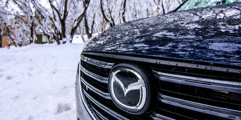 Top 10 tips for driving to the snow : 2015 Mazda CX-5 Akera