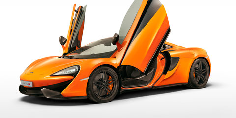 McLaren 570S and 540C pricing : British supercar brand cuts price of entry by $110K - UPDATE