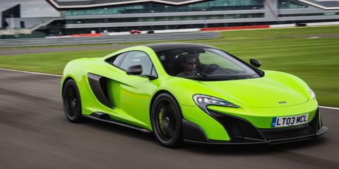 McLaren says no to SUV, but still aims to treble sales by 2017