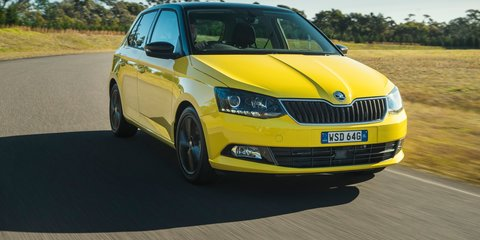 2016 Skoda Fabia pricing and specifications