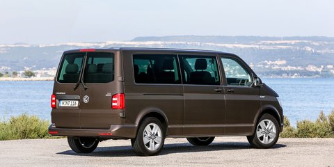 Volkswagen T6 model range is hybrid-ready but customers aren't, according to the company