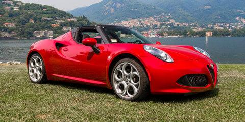Alfa Romeo 4C Spider Review