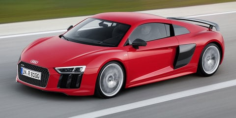 Audi R8 won't go turbo any time soon