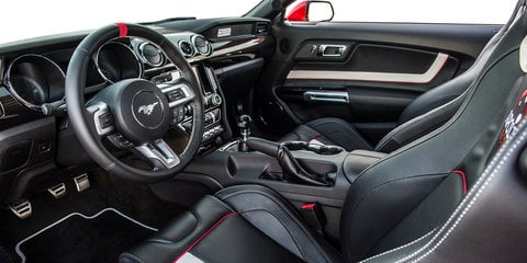 Ford Mustang Apollo Edition unveiled