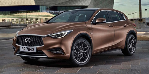 "Infiniti Q30 to be ""game changer"" for the brand"
