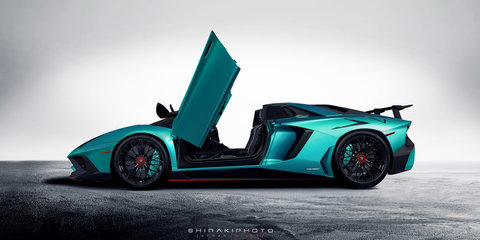 Lamborghini Aventador LP750-4 Superveloce roadster outed