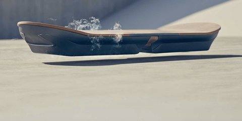 Lexus hoverboard teased again ahead of August 5 unveiling