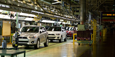 Mitsubishi to end car production in the USA